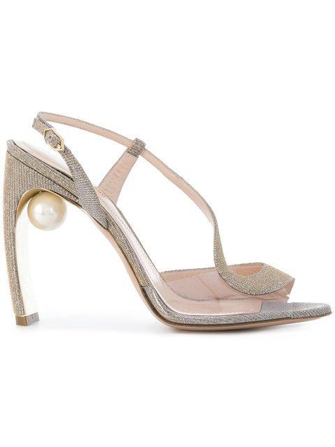 Nicholas Kirkwood Maeva Pearl S Sandals - Farfetch