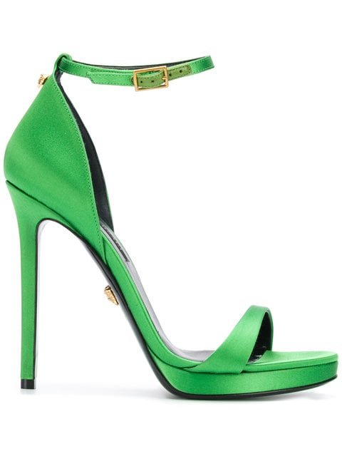 Versace Open Toe Pumps - Farfetch