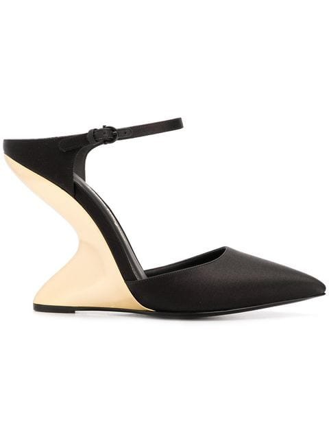 Salvatore Ferragamo Naturno Pumps - Farfetch