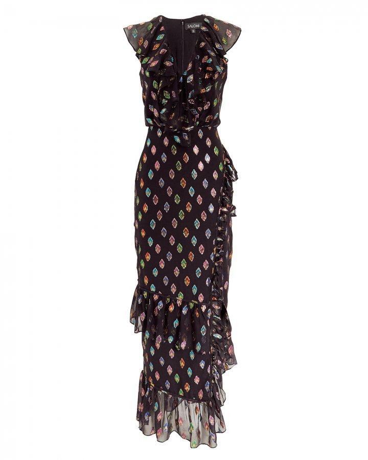 Anita Rainbow Dress