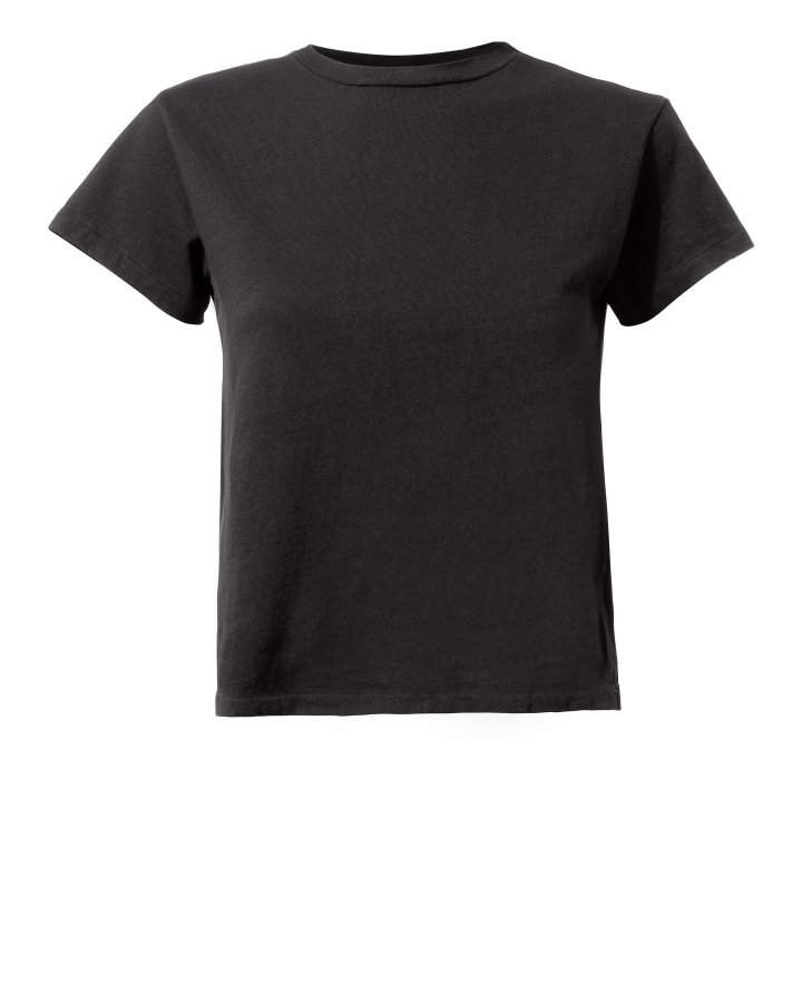 The Classic Black T-Shirt