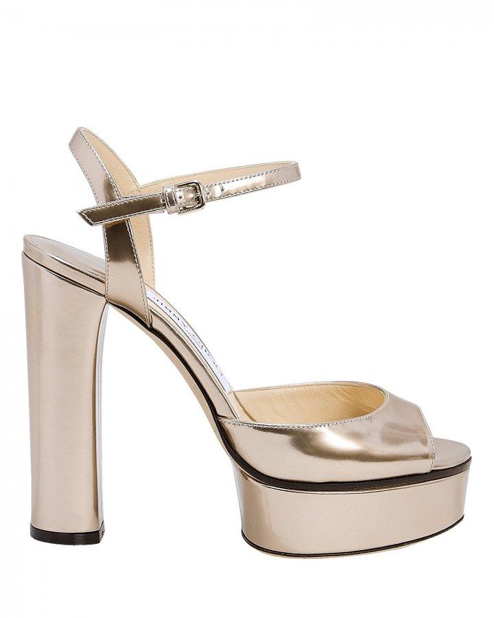 Peachy Platform Sandals
