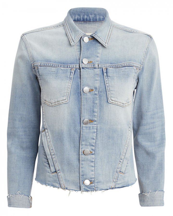 Janelle Mojave Denim Jacket