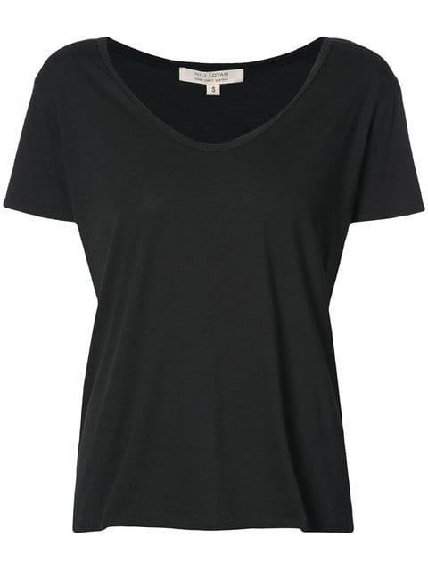 Nili Lotan Chloe T-shirt - Farfetch