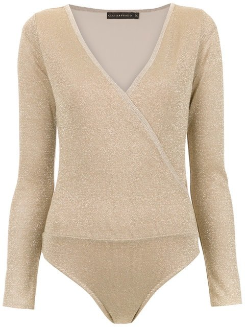 Cecilia Prado Salete Knit Bodysuit - Farfetch