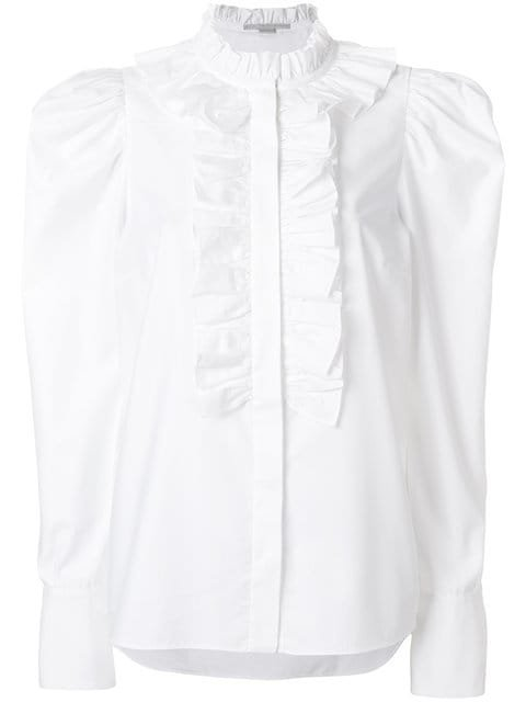 Stella McCartney Ruffled Blouse - Farfetch