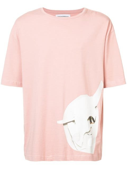 Rochambeau Bull Applique T-shirt - Farfetch