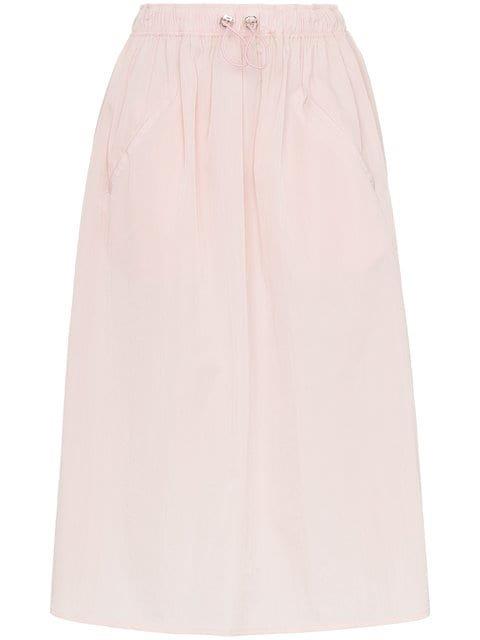 Mira Mikati Elasticated Waist Midi Skirt - Farfetch