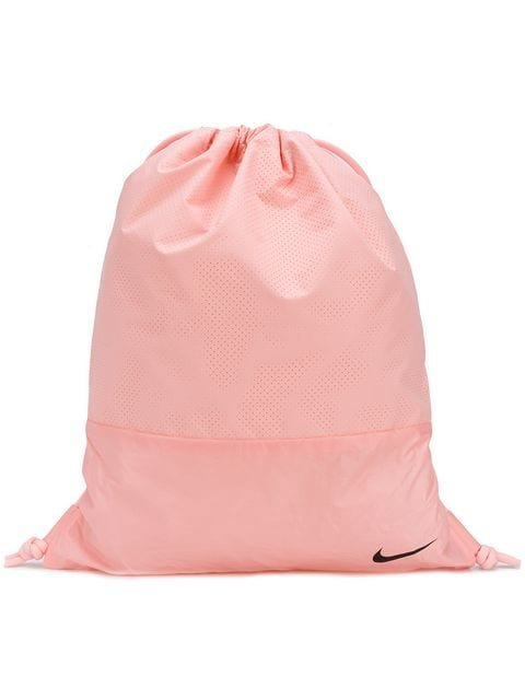 Nike Logo Drawstring Backpack - Farfetch
