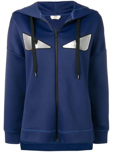 Fendi Eye Sports Jacket - Farfetch