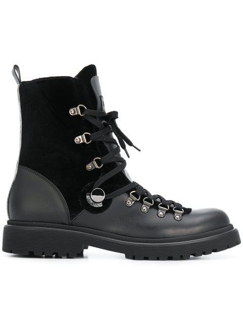 Moncler Berenice Boots - Farfetch