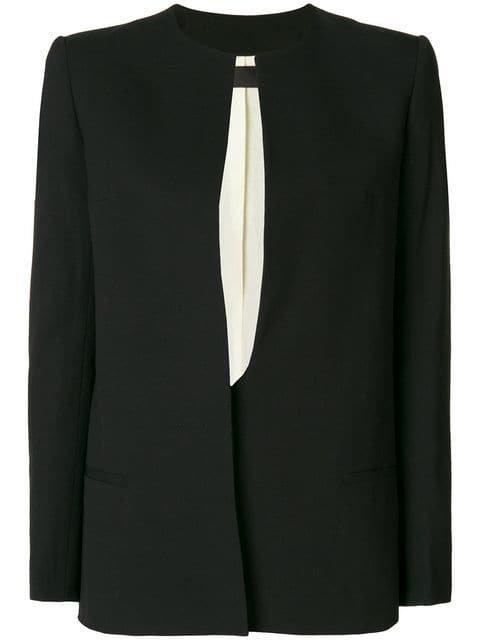 Haider Ackermann V-neck Jacket  - Farfetch