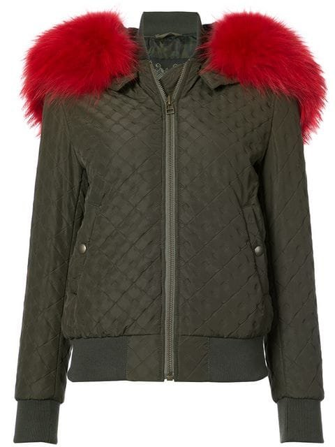 Mr & Mrs Italy London Bomber Jacket - Farfetch
