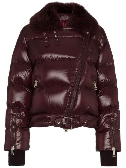 Moncler Foulque Padded Jacket  - Farfetch