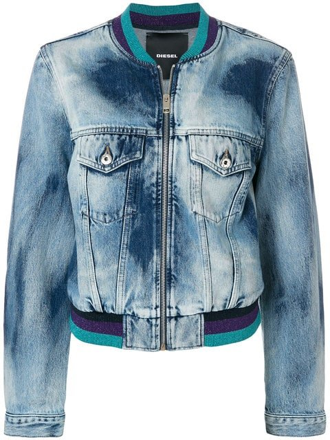 Diesel De-Sam Jacket - Farfetch
