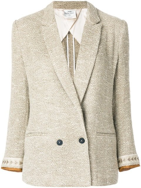 Forte Forte Classic Fitted Blazer - Farfetch