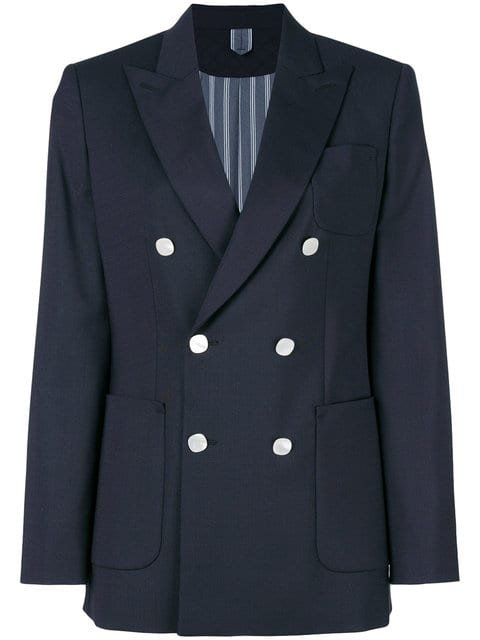Max Mara Raid Double-breasted Blazer - Farfetch