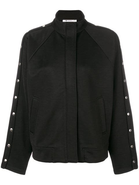 T By Alexander Wang Studded Jacket - Farfetch