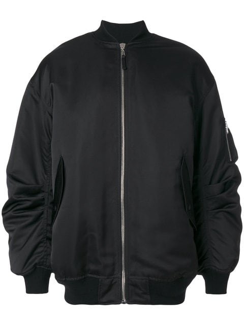 Faith Connexion Zipped Bomber Jacket - Farfetch
