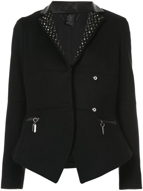 Thomas Wylde Studded Blazer - Farfetch