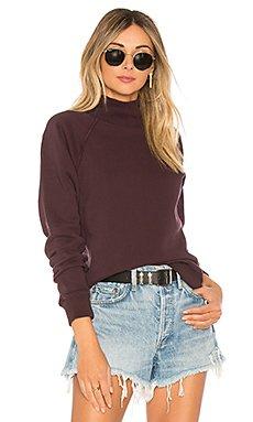 Turtle Neck Sweatshirt                                             AGOLDE
