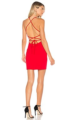 Solene Backless Mini Dress                                             by the way.
