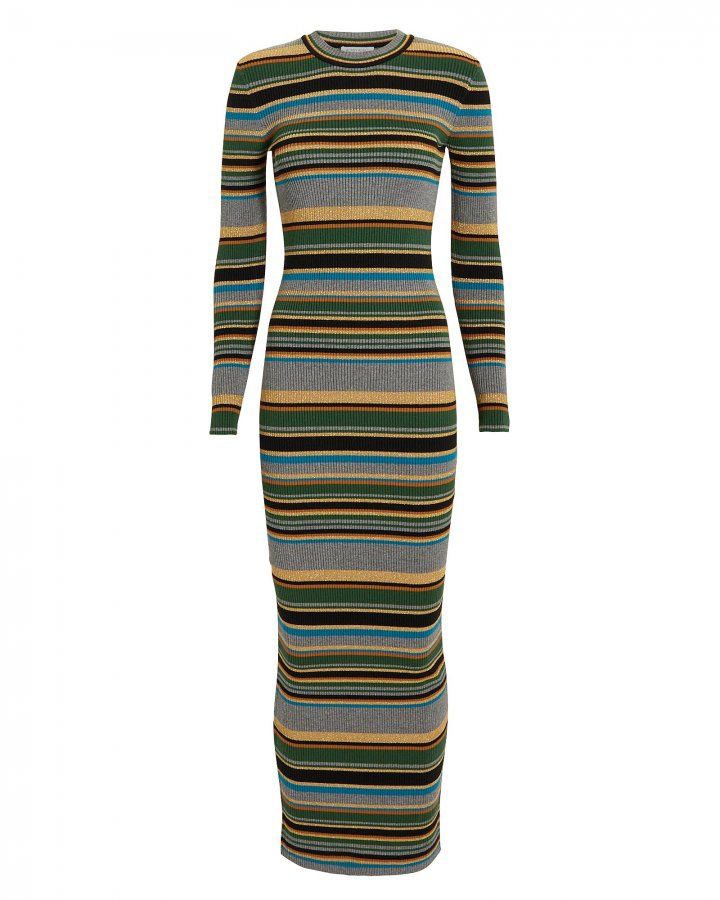 Tilda Striped Dress