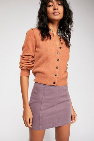 Modern Femme Mini Skirt
