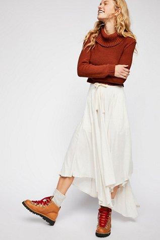 Geneva Midi Skirt