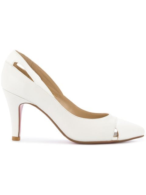Loveless Pointed Toe Pumps - Farfetch