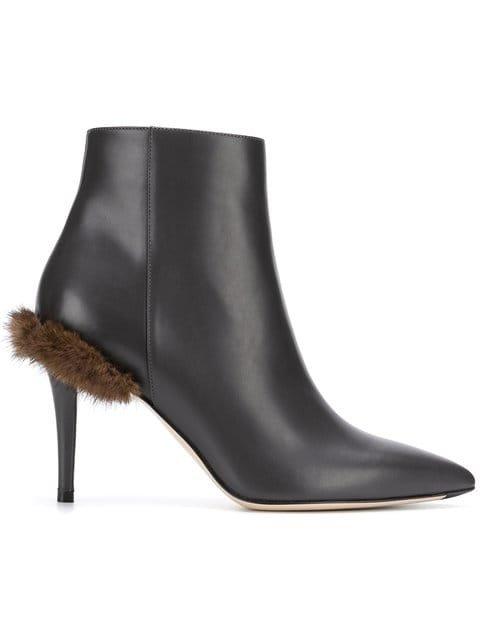 Fendi Ankle Boots - Farfetch
