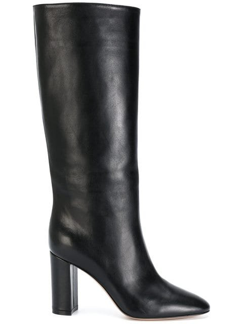 Gianvito Rossi Knee Length Boots  - Farfetch