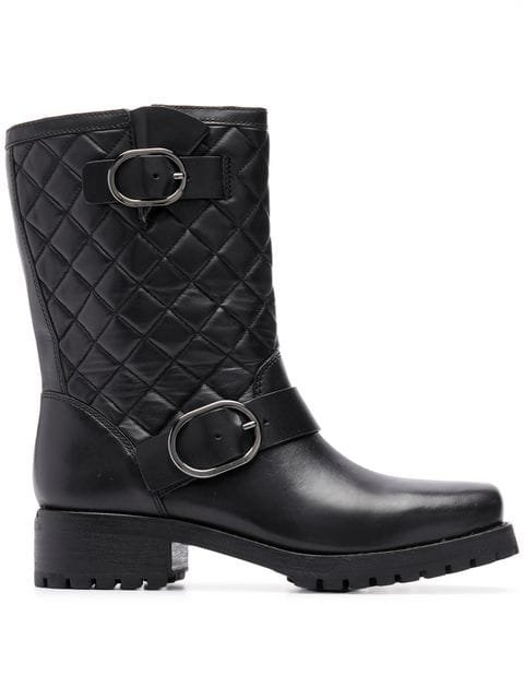 Michael Michael Kors Quilted Ankle Boots - Farfetch