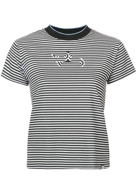 Proenza Schouler PSWL Abstract Logo Baby T-Shirt - Farfetch