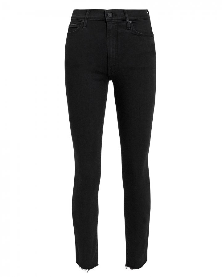 The Stunner Zip Ankle Jeans