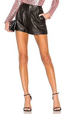 The Blase Leather Short                                             NBD