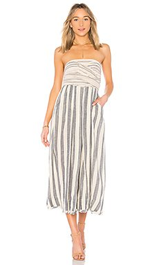 Stripe Me Up Dress                                             Free People