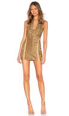 Matilda Embellished Mini Dress                                             X by NBD
