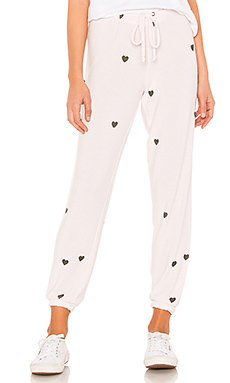 Tiny Hearts Sweatpant                                             Chaser