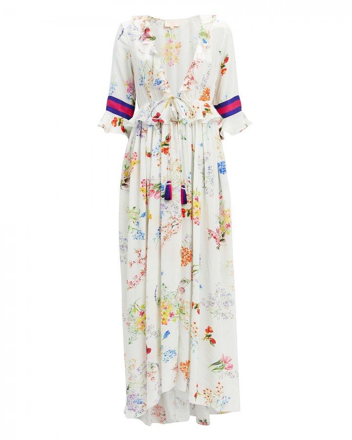 Ayaka Floral Robe