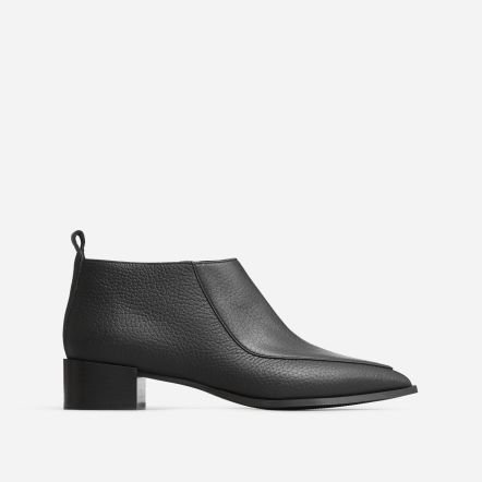 The Boss Ankle Boot - Black