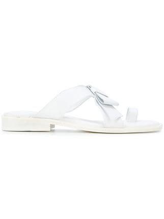 A.F.Vandevorst Toe Strap Sandals - Farfetch