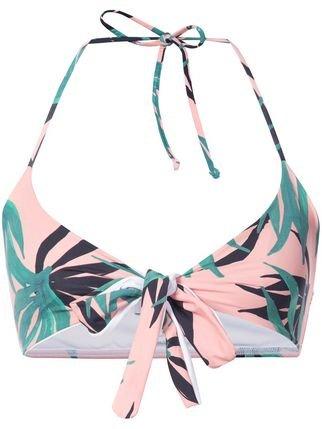 Patbo Palm Bikini Top  - Farfetch