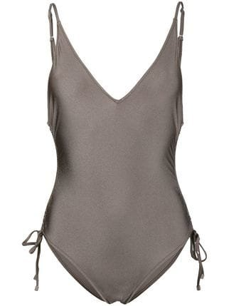 Zimmermann Prima Ruched One Piece - Farfetch