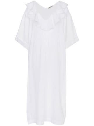 Three Graces Inez Linen Kaftan - Farfetch