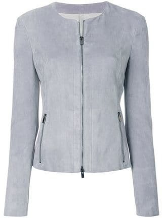 Drome Zipped Fitted Jacket  - Farfetch