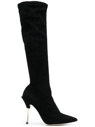 Dolce & Gabbana Knee Boots - Farfetch