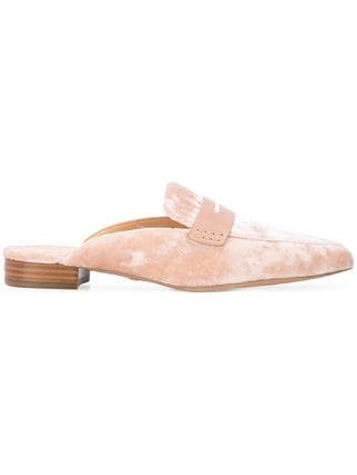 Coach Pointed Slip-on Mules - Farfetch