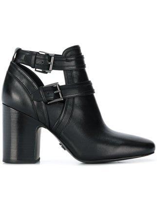 Michael Michael Kors Blaze Chunky Heel Boot - Farfetch