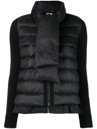 Moncler Scarf-tie Down Jacket - Farfetch